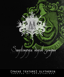 [PACK TEXTURE] Slytherin created by amphetamin by DAMIANsoul