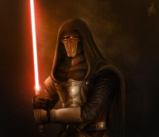 Darth Revan by TheRisingSoul