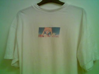 Sailor Moon on t-shirt by EgonEagle