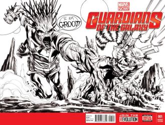 Guardians of the Galaxy by RobertAtkins