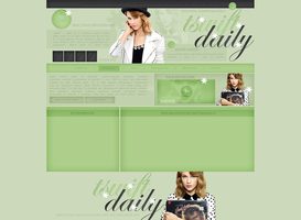 Taylor Swift Ordered Layout by lenkamason
