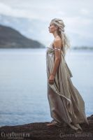 Khal Drogo  Daenerys Project 01 by clair0bscur