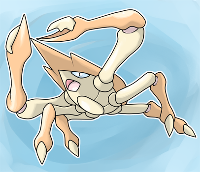 SpiderCrab by KronnicK