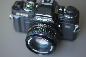 Minolta X-700 by TLO-Photography