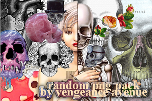 PNG pack 4 by vengeanceavenue