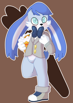 chibi commission for gg-the-artist by KatrinCat4443