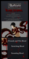T4W | Blood Tutorial by DaReckless