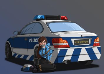 Draw-with-me: Police 2 by McBound