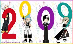 Happy 2009 by ToonTwins