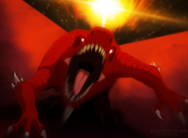 COM - .:Nightmare of Red:. by QueenOfIllusion