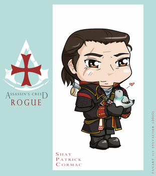 AC:Rogue - He's gentle, really... by sylvacoer