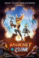 Ratchet and Clank The Movie by dragonzero1980