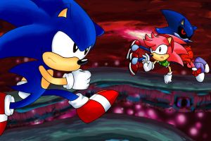 Sonic CD Contest Entry by Sonicbluespeed