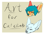 Emergency headshots for cat tree - OPEN qwq by bbybegomes