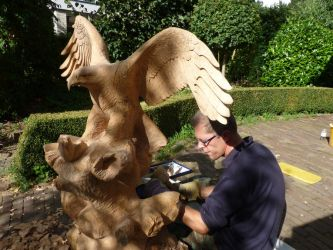 woodcarver by woodcarve