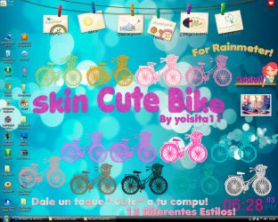 Cute Bike Skin!! by Yoisita11