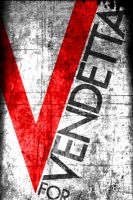 V for Vendetta by Bloath