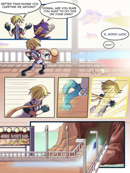 Sonic Heroes 2 - Sonic - page 68 by Missplayer30