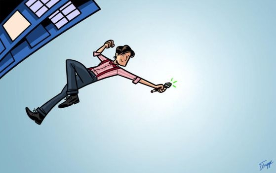 The Doctor by dryponder