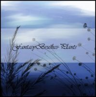 Plants by FantasyBrushes