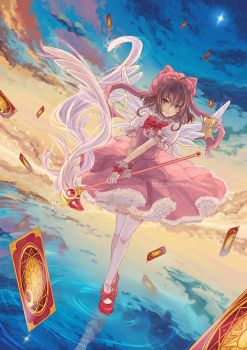 Card Captor Sakura by Eternal-S