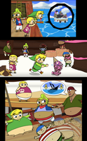 Wind Waker - The Desserted Island by Mothman64