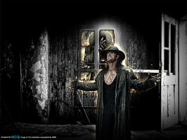 The Undertaker by KINGGFX1
