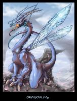 DRAGON.Fly by Sayda