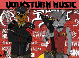 Volksturm Music by SturmFox