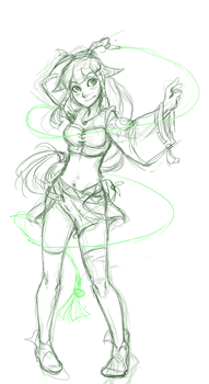 Feena Preview by Rift120
