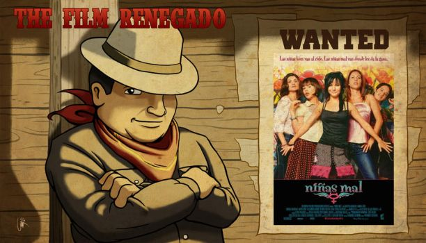 The Film Renegado by mapacheanepicstory