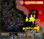 RM Jingle Jangle Countdown: Modnation Racers by Derede