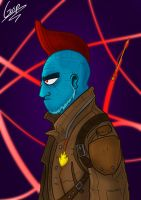 Yondu by DarkGosp