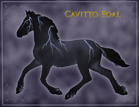 Cavitto Foal ID 1462 by monymay14