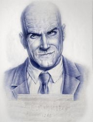 Lex Luthor by finstone09