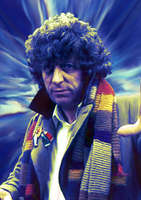 Tom Baker by Elmic-Toboo