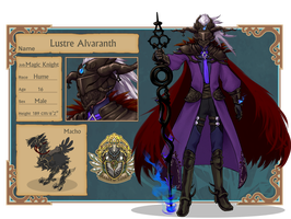CT : Lustre Alvaranth by ridekasama