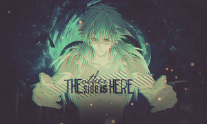 Aoba - The other side is here by ConnyAle