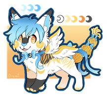 [CLOSED] Fellisprite Adopt Auction by xDreamii