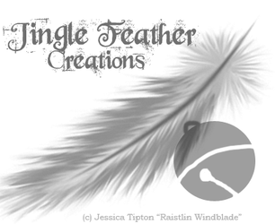 JIngle Feather logo by Shinobi-Raist