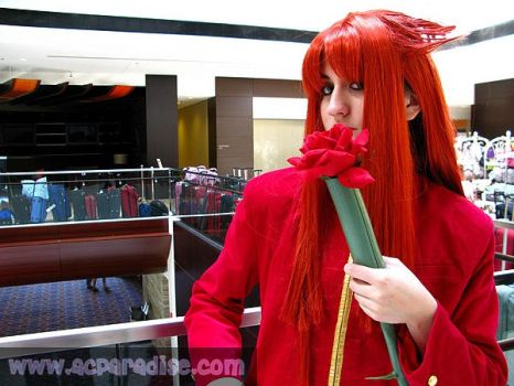 Kurama cosplay Acen by Doom-In-A-SKORT