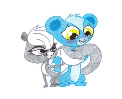LPS - Sunil/Pepper -A Tail of Love + Story!- by rmsaun98722