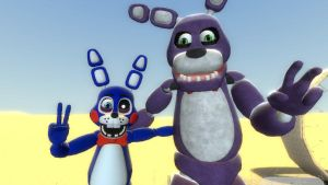 Taking picture with YingYang48 [GMod] by seungwon3936