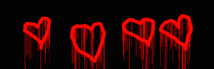 hearts of blood by lilandy676