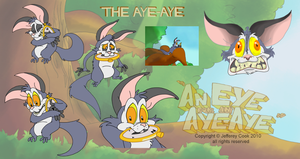 'The Aye-Aye' style guide by JeffereyCook