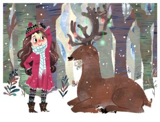 Holiday Card 2013! by michA-sAmA
