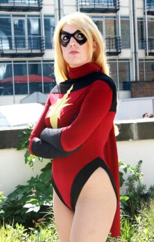 The NEW Ms Marvel by Bambi--Valentine