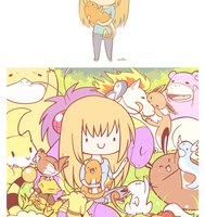 Why can't I hold all these Pokemon..