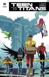 TEEN TITANS Tome 3 by DCTrad