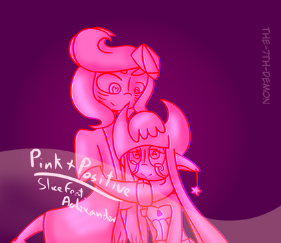 Pink+Positive by The-7th-Demon